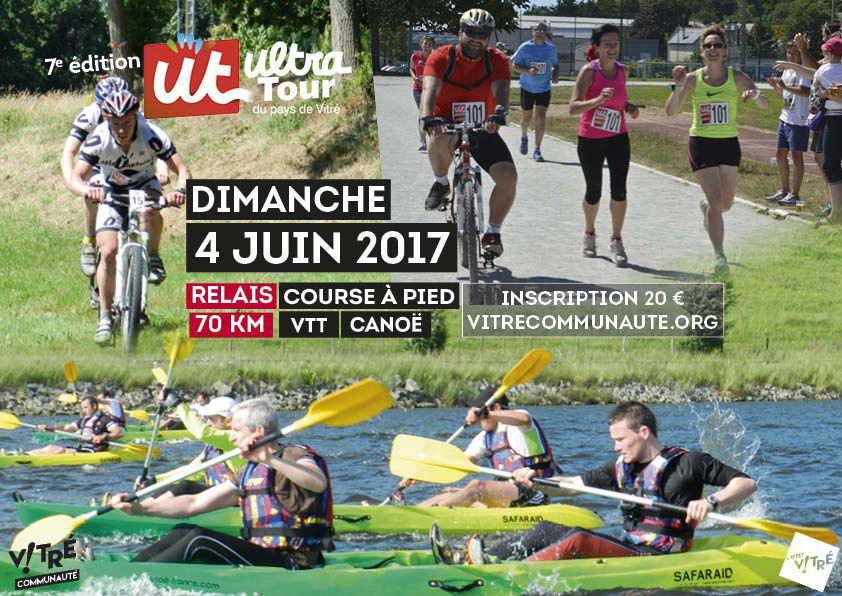 Newsletter n 54 vitr communaut saint didier site officiel de la commune - Ultra tour vitre ...