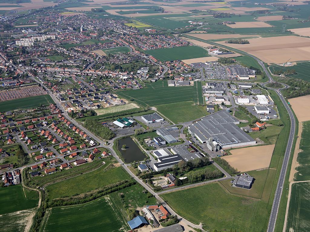 Communauté de Communes de Flandre Intérieure (CCFI) (59190)
