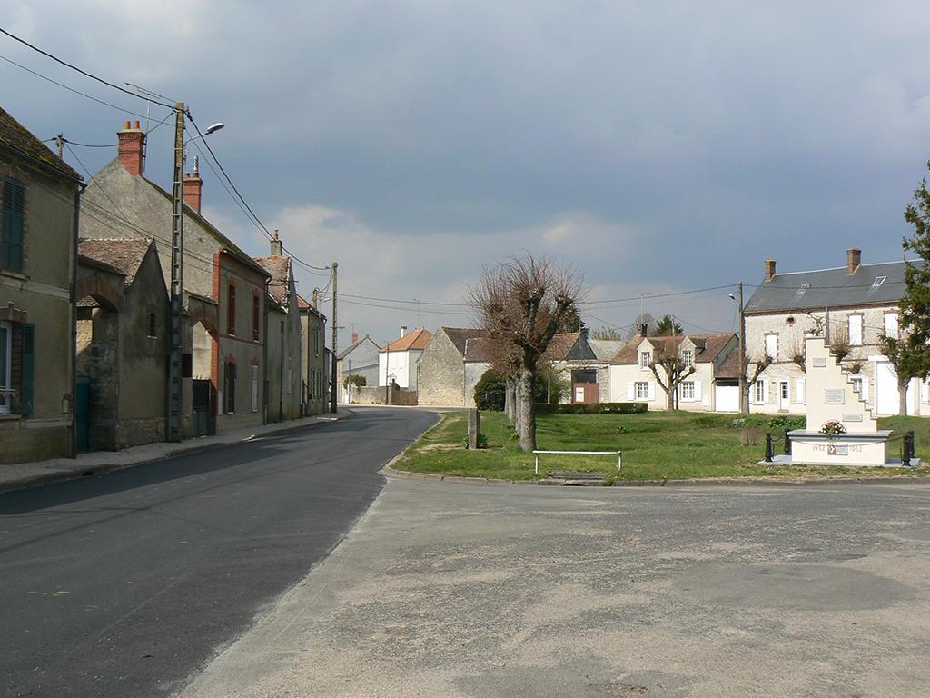 Mairie d'Aufferville (77570)