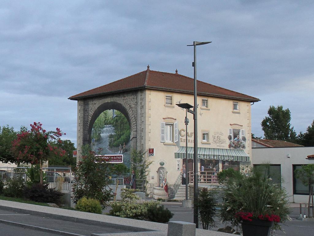 Mairie d'Estrablin (38780)