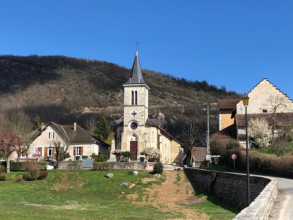 Mairie d'Izieu (01300)