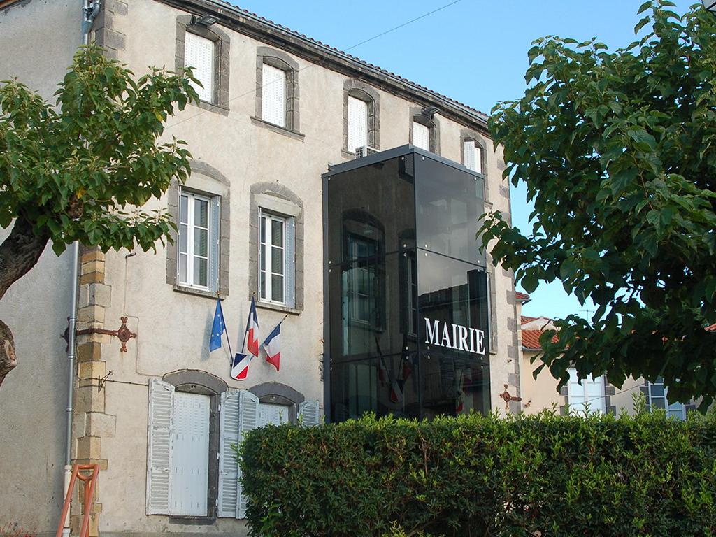 Mairie d'Orcet (63670)
