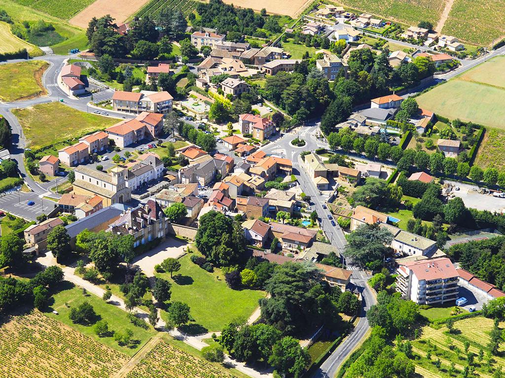 Mairie de Blacé (69460)