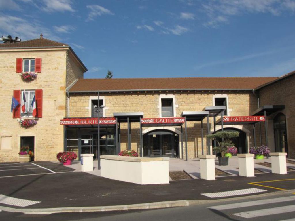 Mairie de Crêches-sur-Saône (71680)
