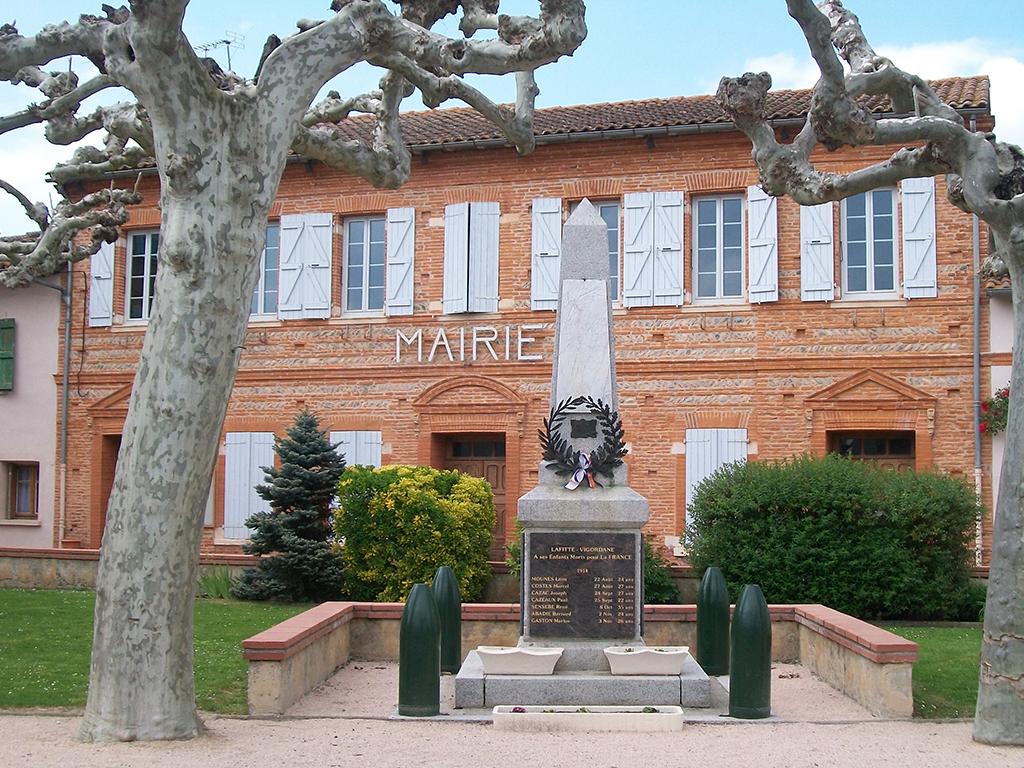 Mairie de Lafitte-Vigordane (31390)