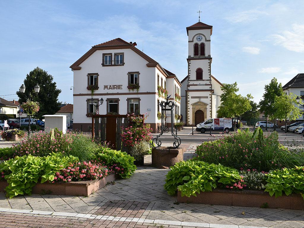 Mairie de Richwiller (68120)