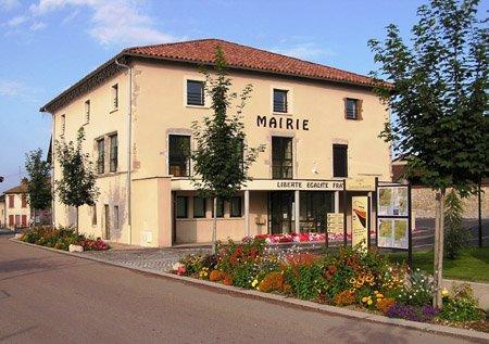 Mairie de Château-Gaillard (01500)