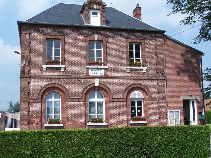 Mairie de Lafraye (60510)