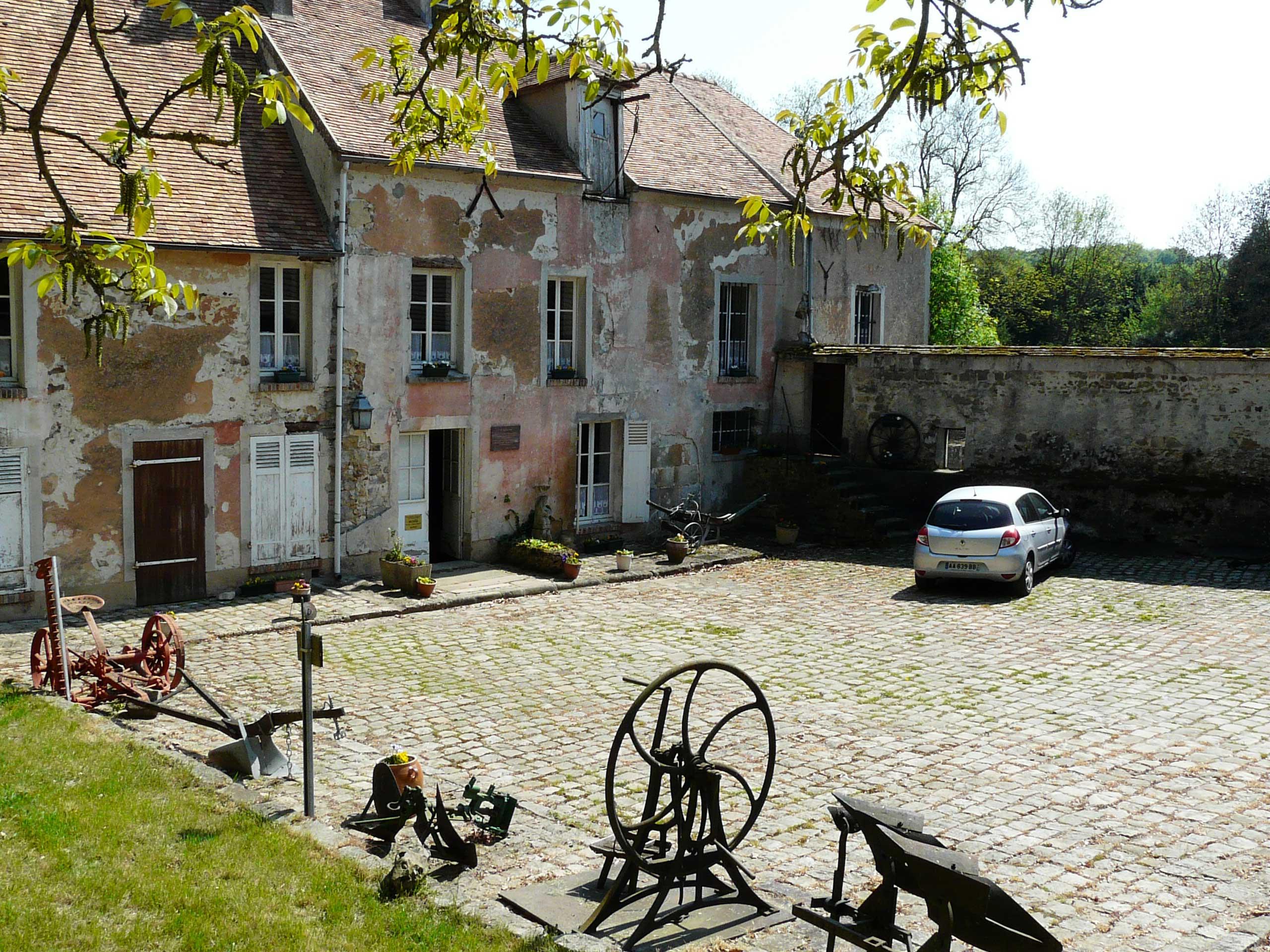 Mairie de Saint-Arnoult-en-Yvelines (78730)