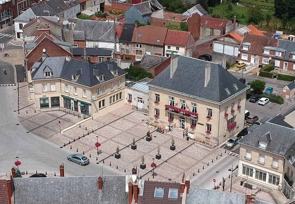 Mairie de Breteuil (60120)