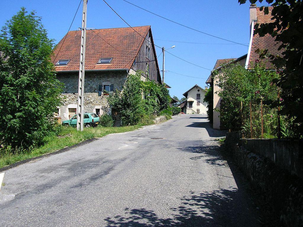 Mairie de Marcellaz (74250)