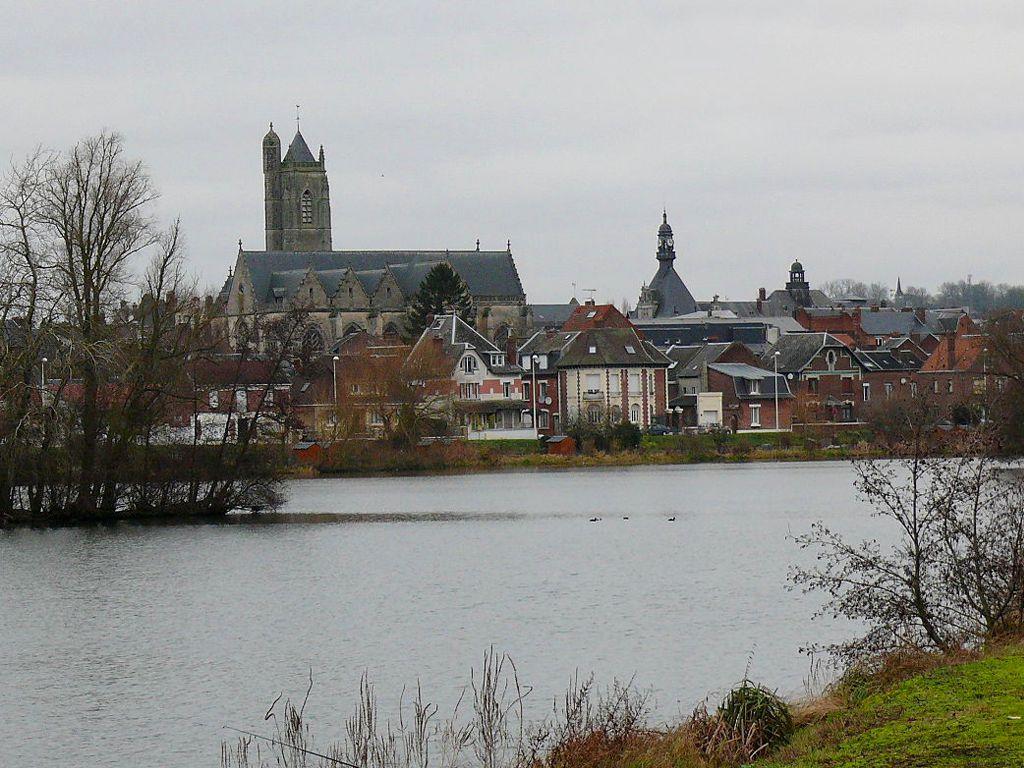 Mairie de Péronne (80200)