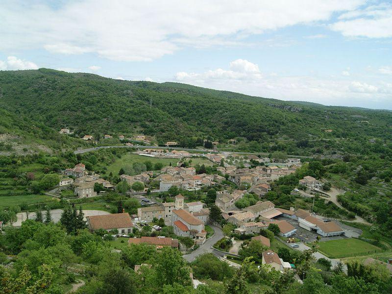 Mairie d'Alissas (07210)