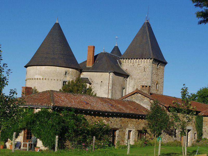 Mairie de Champagnac-la-Rivière (87150)