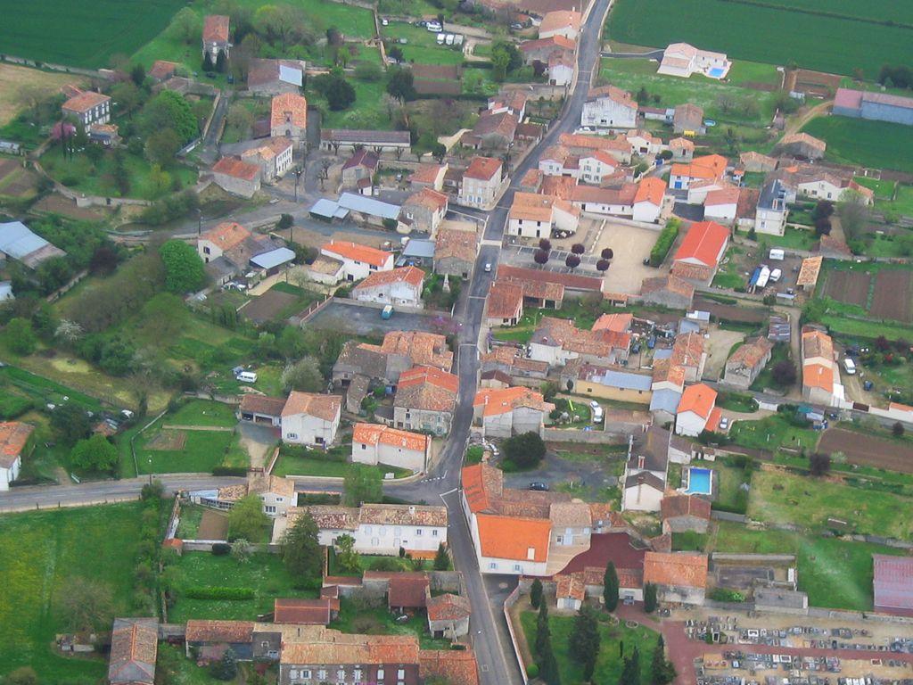 Mairie de la Foye-Monjault (79360)
