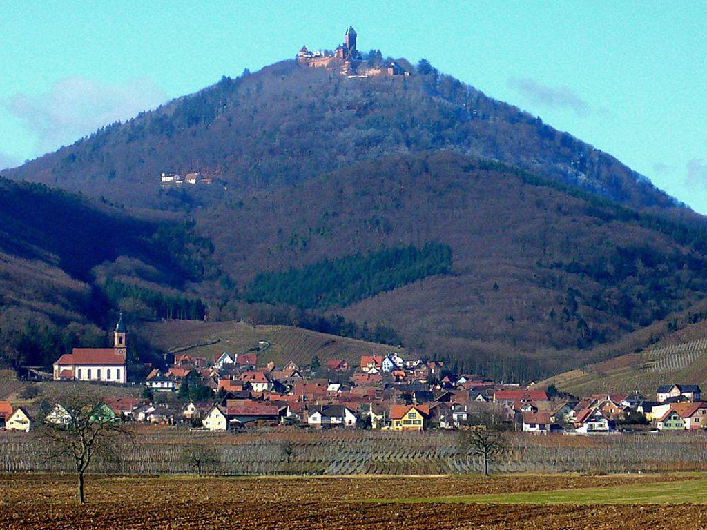 Mairie d'Orschwiller (67600)