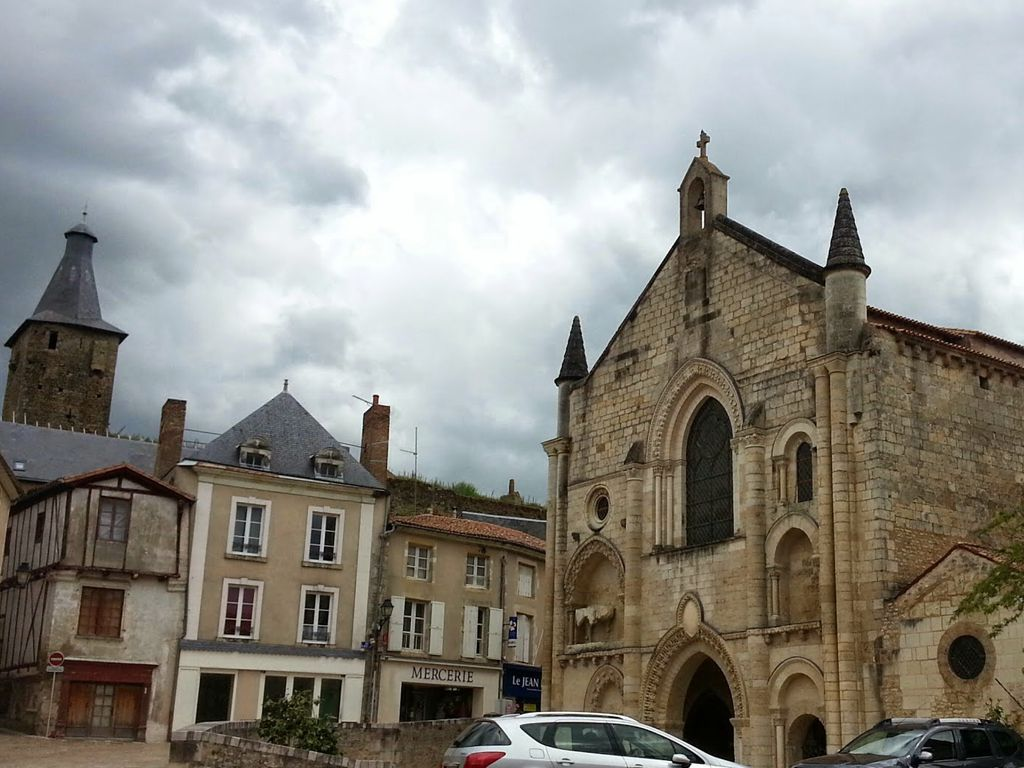 Mairie d'Airvault (79600)